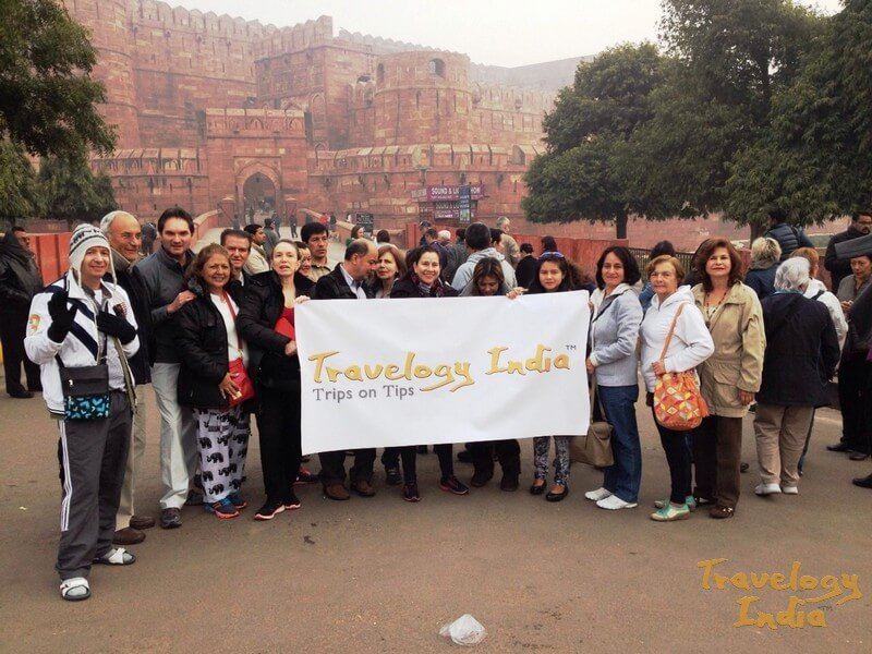 Viajes en Groupo India con Travelogy India