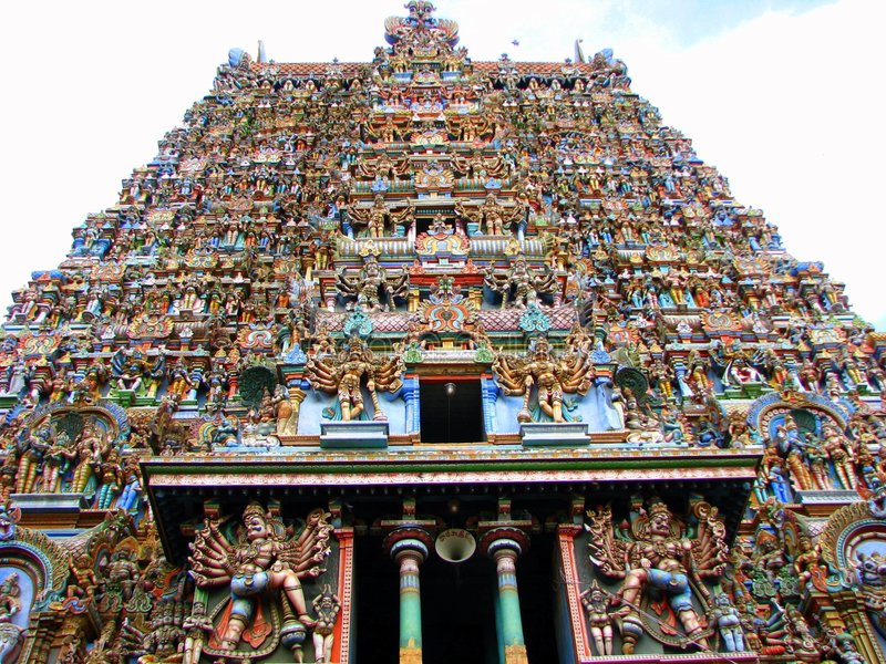 South Indian Temple Sculpture