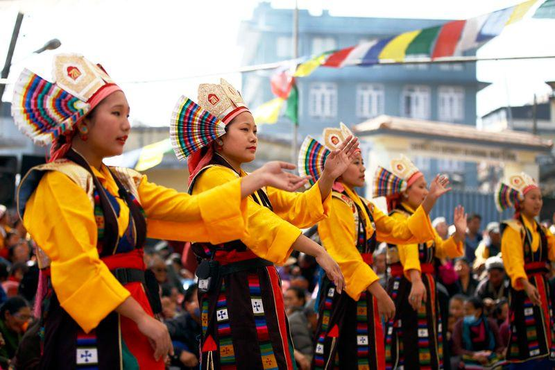 Nepal New Year Celebration