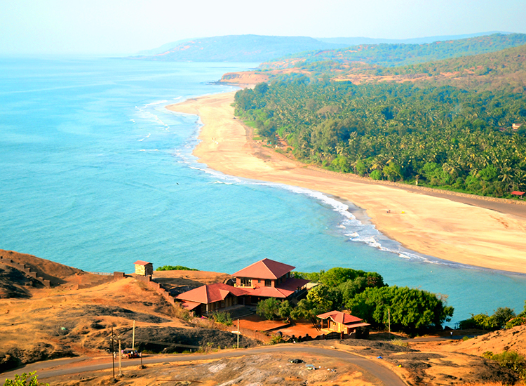 Alibaug - Destino de playa perfecto en la India