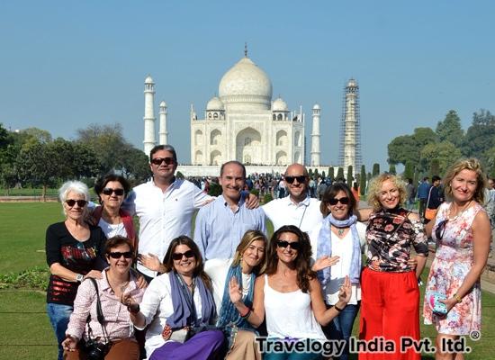 Viajes Agra Taj Mahal