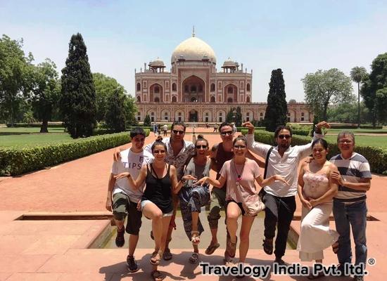 Delhi Humanyun Tumb