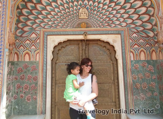 invitado de jaipur con Travelogy India
