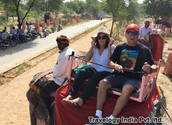 Jaipur Elephant Ride
