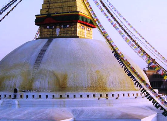 Nepal Viajes Stupa