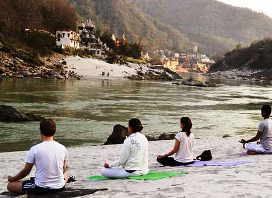 Viajes Yoga India Haridwar